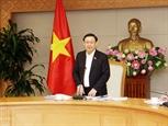 Выонг Динь Хюэ провёл заседание по повышению эффективности коллективого хозяйства
