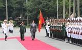 Bộ trưởng Bộ Quốc phòng Hoa Kỳ thăm chính thức Việt Nam