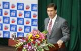 Bộ trưởng Quốc phòng Hoa Kỳ Mark Esper phát biểu tại Học viện Ngoại giao