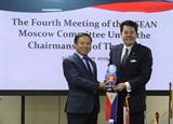 Đại sứ Việt Nam tại LB Nga đảm nhận cương vị Chủ tịch Ủy ban ASEAN Moskva
