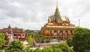 La pagoda Ghositaram en Bac Lieu
