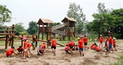 Educational park for Hanois children
