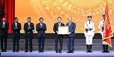 Lễ kỷ niệm 60 năm thành lập Bộ Khoa học và Công nghệ và trao tặng huân chương lao động hạng Nhất