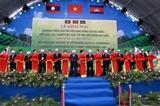 Gặp gỡ hữu nghị nông dân Việt Nam - Lào - Campuchia gắn với nông sản sạch