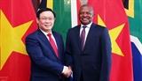 Thúc đẩy quan hệ nhiều mặt giữa Việt Nam với các nước Châu Phi