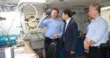 Liên Bang Nga hỗ trợ Việt Nam khảo sát địa lý địa chất và hải dương học