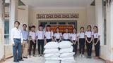 Hơn 763 tấn gạo đến với học sinh vùng khó khăn tỉnh Đắk Lắk
