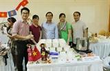 Khai mạc Hội chợ từ thiện thường niên ASEAN 2019