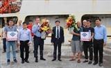 Россия оказывает Вьетнаму поддержку в проведении океанографических исследований