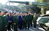 Thủ tướng Nguyễn Xuân Phúc dự Hội nghị quân chính toàn quân 2019
