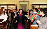 Chủ tịch Quốc hội Nguyễn Thị Kim Ngân thăm trường Đại học Tổng hợp Liên bang Kazan