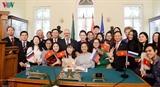 Председатель Национального собрания Вьетнама посетила Казанский федеральный университет