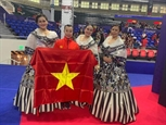 SEA Games 30: une médaille dor pour laérobic vietnamien