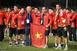 Vietnam campeón de SEA Games 30
