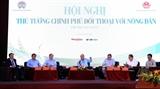 Thủ tướng Nguyễn Xuân Phúc lần thứ 2 đối thoại với nông dân