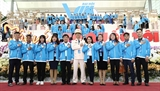 Khai mạc ngày hội lớn của thanh niên Việt Nam