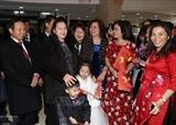 Нгуен Тхи Ким Нган совершила рабочие визиты в Республику Татарстан и Москву (РФ)