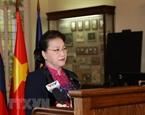 응웬티김응언 국회의장 : 베트남-러시아 포괄적인 전략적 파트너십 촉진