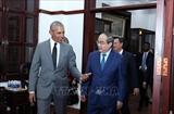 베트남 – 미국 관계 계속 심층적으로 발전하고 확대된다