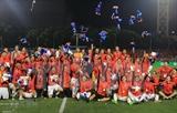 Sea Games 30: les médias asiatiques saluent la victoire historique du football vietnamien