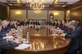베트남 러시아와 다방면의 협력 중시