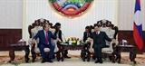 Lào luôn coi trọng và dành ưu tiên cao nhất củng cố và tăng cường quan hệ với Việt Nam