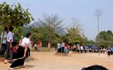 Lai Chau : bientôt le 6e Festival de jeu de lancer de balles détoffe Vietnam-Laos-Chine