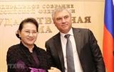 Вьетнам и Россия укрепляют всеобъемлющее стратегическое партнерство