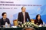Вьетнам готов к роли Председателя Совета Безопасности ООН в январе 2020 года