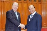 Премьер-министр Вьетнама принял делегацию Делового совета США