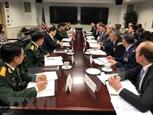 Vietnam y Estados Unidos realizan diálogo sobre políticas de defensa