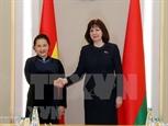 Укрепляется сотрудничество между Национальными собраниями Вьетнама и Беларуси