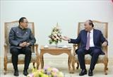Премьер-министр СРВ Нгуен Суан Фук принял посла Таиланда во Вьетнаме