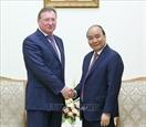 Премьер-министр Вьетнама Нгуен Суан Фук принял гендиректора АО Зарубежнефть