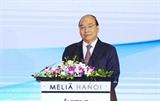 Нгуен Суан Фук принял участие в праздновании 20-летия создания Вьетнамской текстильной и швейной ассоциациии
