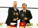 Le Vietnam et la République tchèque collaborent dans le secteur de lenvironnement