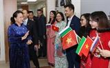 Chủ tịch Quốc hội Nguyễn Thị Kim Ngân kết thúc tốt đẹp chuyến thăm chính thức Liên bang Nga và Cộng hòa Belarus