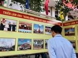 Открылась фотовыставка Компартия Вьетнама: 90 лет
