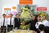 Председатель ЦК Отечественного фронта Вьетнама поздравил католиков с Рождеством