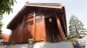 Chang Son(チャンソン)町における木造の家を建てる職業