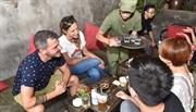 콩카페 베트남 옛 문화의 추억