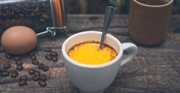 Ханойский яичный кофе