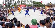 Thien Mon Dao honors Vietnams martial arts