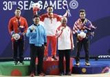 SEA Games: quatre médailles dargent et cinq de bronze pour le Vietnam