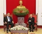 Delegación de Movimiento Izquierda Unida de la República Dominicana visita Vietnam