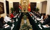 Отношения между Вьетнамом и Кенией поднимаются на новую высоту