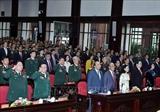 베트남 재향군인회 창립 30주년 및 1등 노동훈장 수여