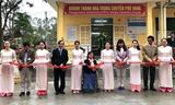 Khánh thành nhà trung chuyển dành cho người khuyết tật đầu tiên tại tỉnh Thừa Thiên Huế