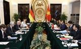 Họp Nhóm điều hành chiến lược Việt Nam- Đức lần thứ 5