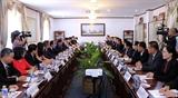 Укрепление сотрудничества между канцеляриями Президента Вьетнама и Лаоса
